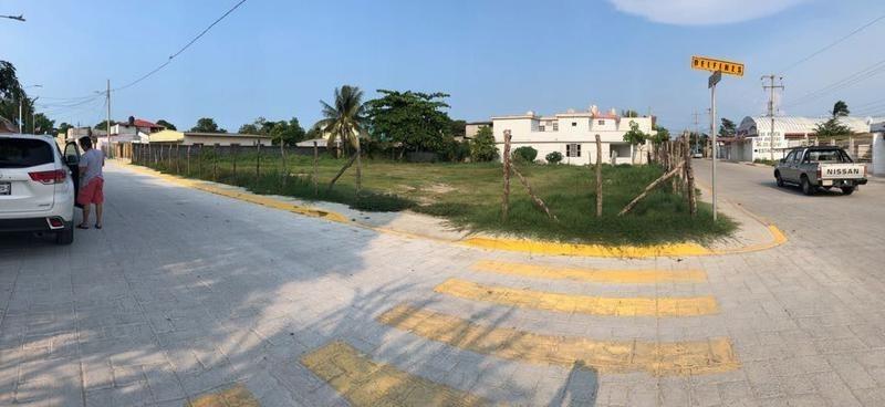 terreno en venta en puerto ceiba, paraíso tabasco