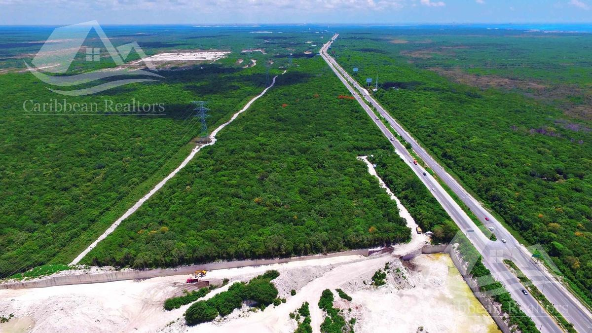 terreno en venta en puerto morelos /riviera maya