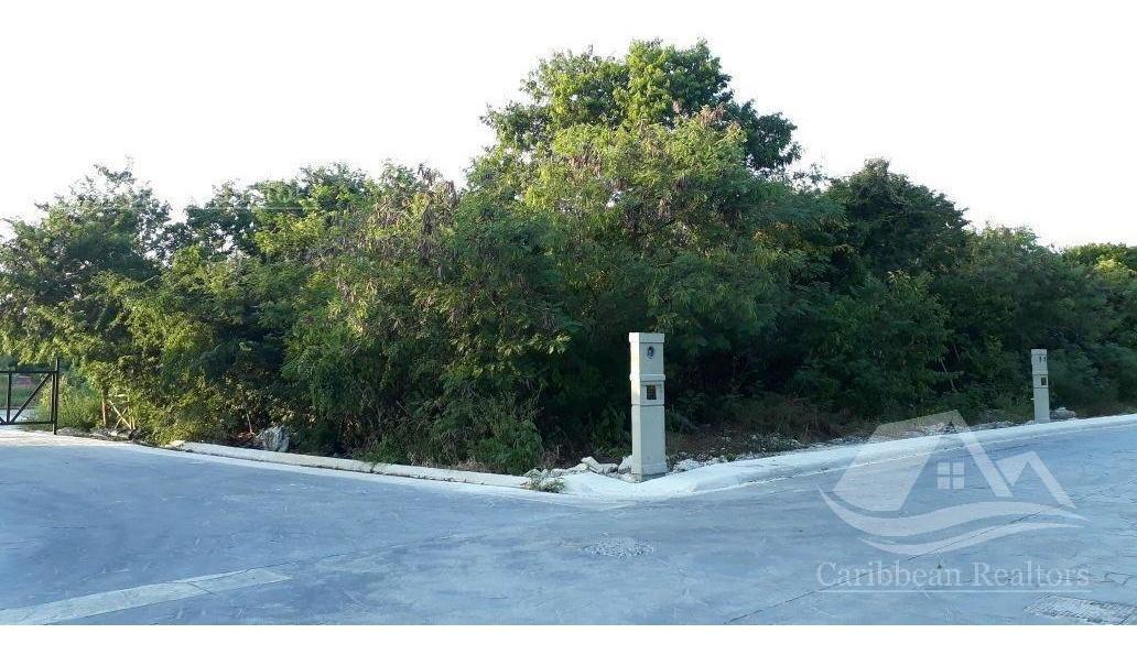 terreno en venta en puerto morelos riviera maya