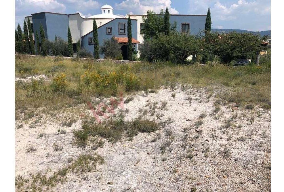 terreno en venta en rancho los labradores, san miguel de allende.