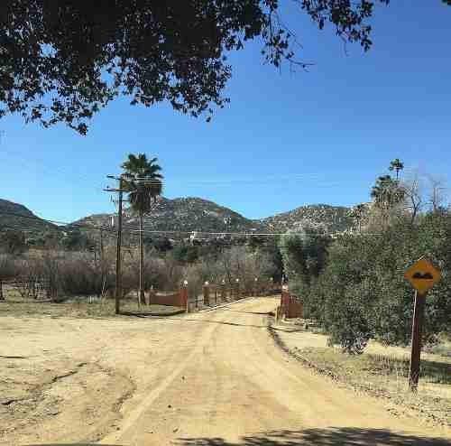 terreno en venta en rancho tecate