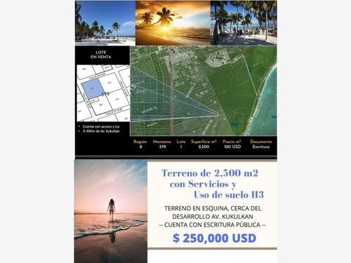 terreno en venta en región 8 mz. 579