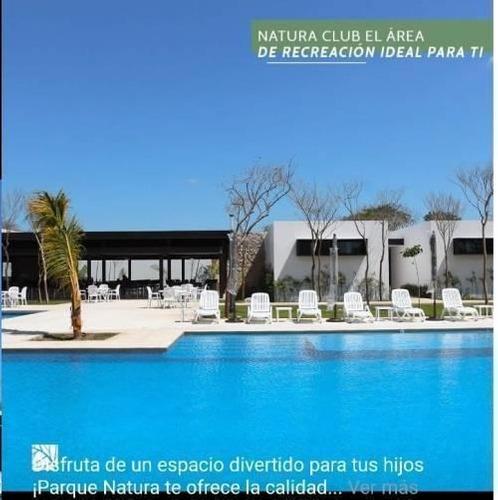 terreno en venta en residencia natura de 12x 31= 372 m², $3,500 x m² f1408