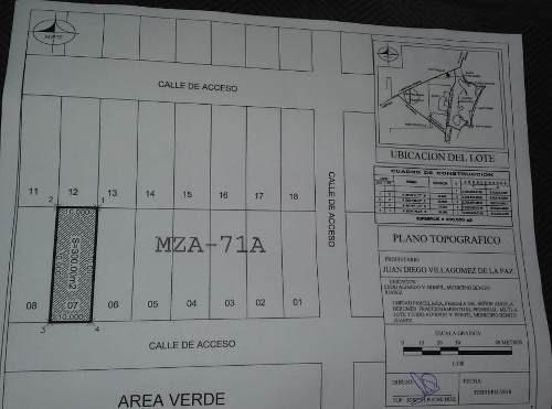 terreno en venta en residencial el pedregal