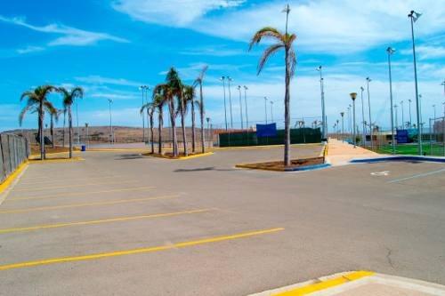 terreno en venta en residencial punta azul, playa la gloria en playas de rosarito.