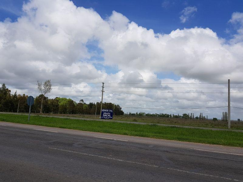 terreno en venta en ruta 2 km. 63 la plata - alberto dacal propiedades