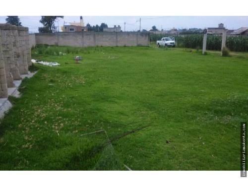 terreno en venta en san felipe tlalmimilolpan