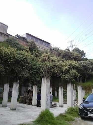 terreno en venta en san juan totoltepec naucalpan