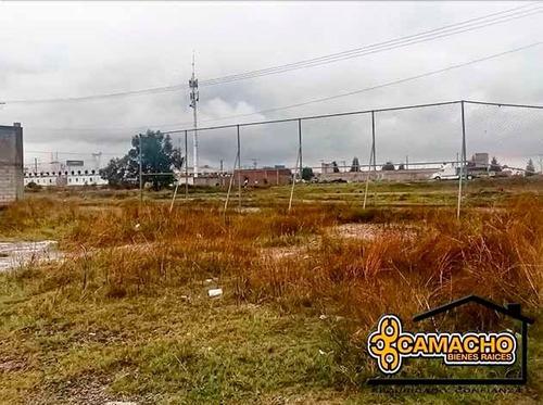 terreno en venta en san lorenzo almecatla opt-0208