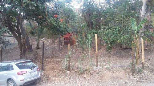 terreno en venta en san martín mexicapam, oaxaca.