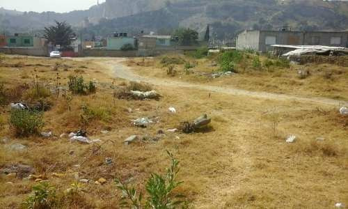 terreno en venta en san matín tepetlixpa cuautitlán izcalli