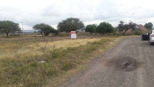 terreno en venta en san rafael, corregidora