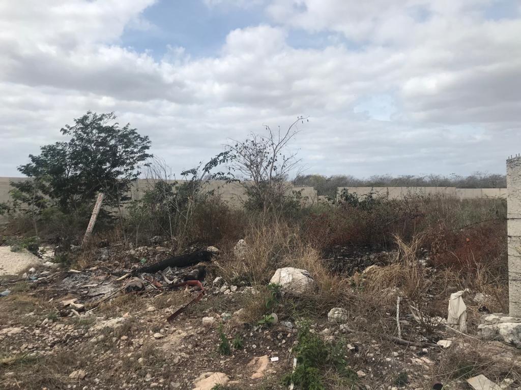 terreno en venta en sitpach mérida yucatán