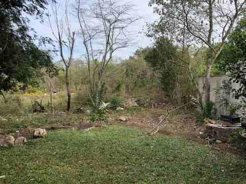 terreno en venta en sitpach, yucatán