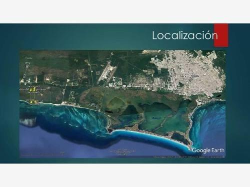 terreno en venta en supmz 28 (cancun centro)