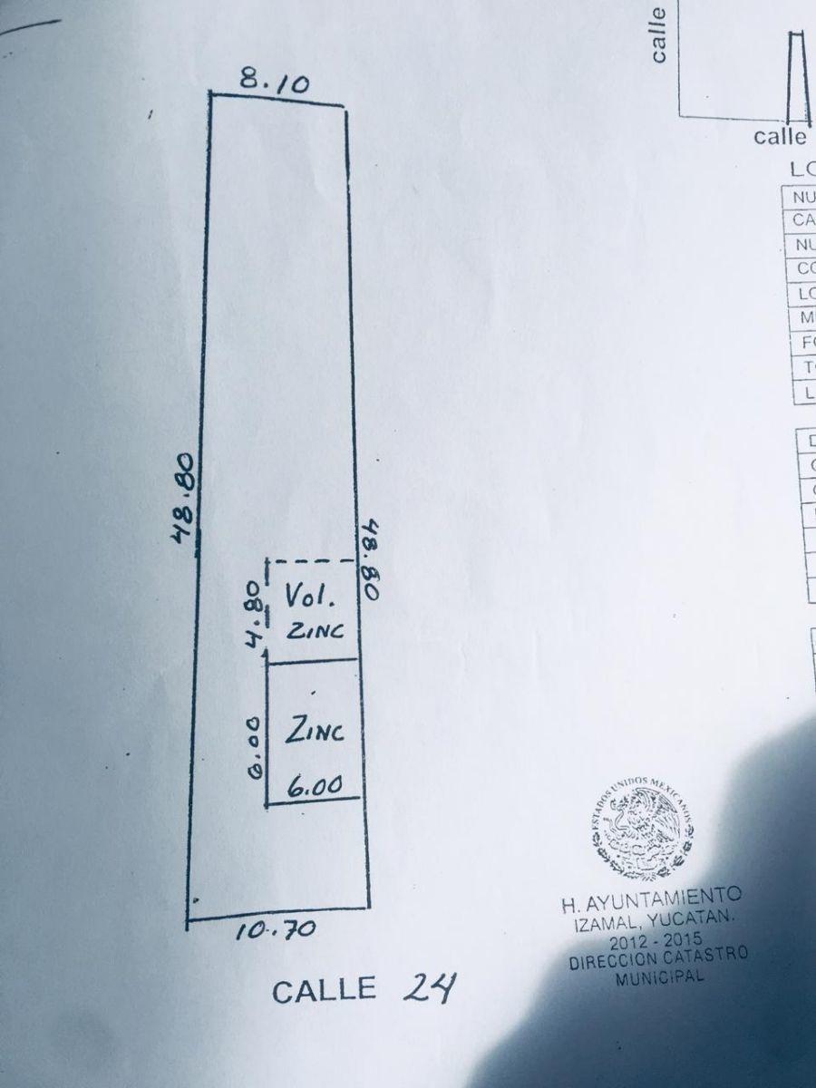 terreno en venta en tamchen ideal energia eolica o siembra