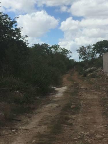 terreno en venta en temozon mérida, yucatán