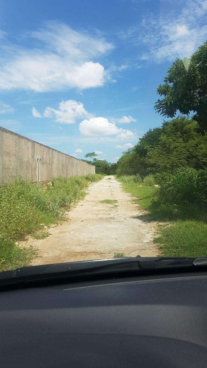 terreno en venta en temozón, mérida, yucatán