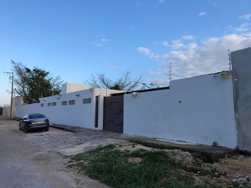 terreno en venta en temozon norte