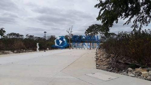 terreno en venta en temozon, zona cabo norte. tv-4667