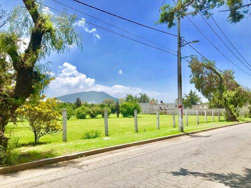 terreno en venta en teotihuacán