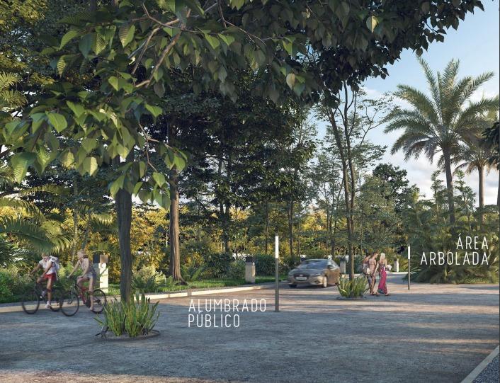 terreno en venta en tulum, kuruva