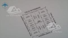 terreno en venta en tulum/riviera maya