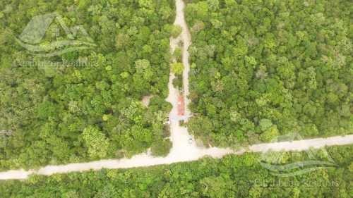 terreno en venta en tulum/riviera maya/chemuyil/aldea coral
