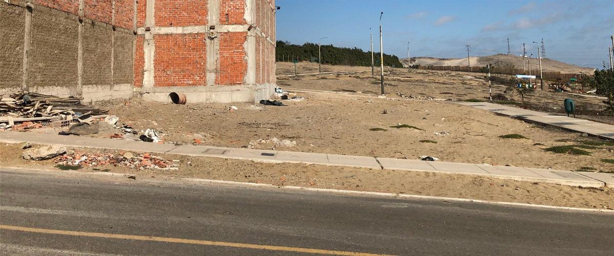 terreno en venta en urb sol de trujillo - salaverry