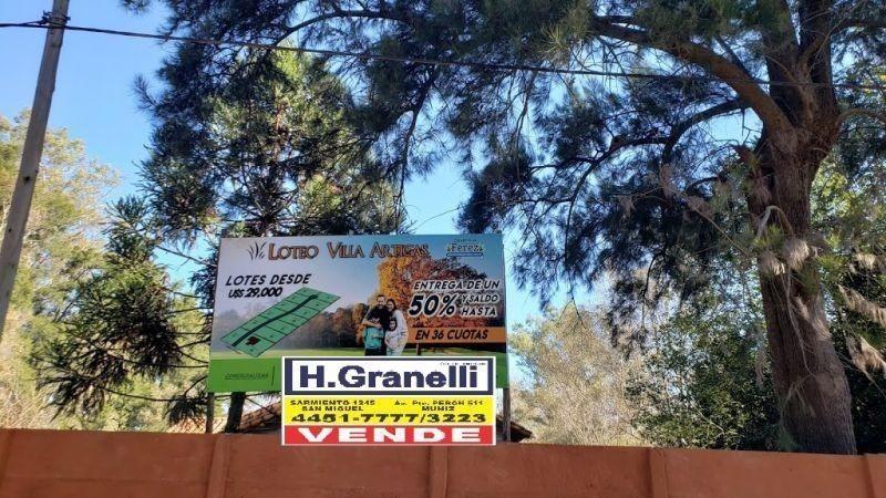 terreno en venta en villa artigas