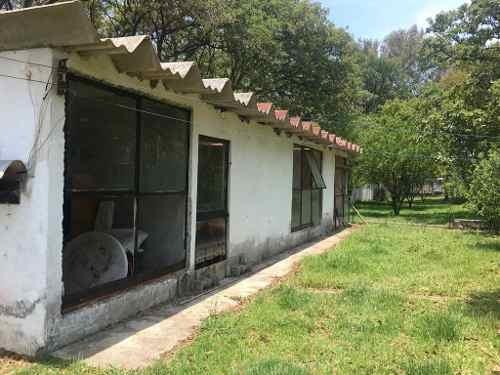 terreno en venta en villa del carbón edomex