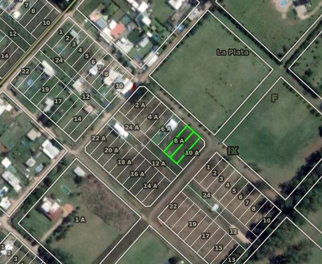terreno en venta en villa elvira