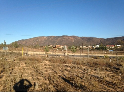 terreno en venta en viñedos valle de guadalupe!! ensenada b.c