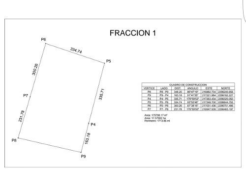 terreno en venta en yaxcopoil folio ytv-6025