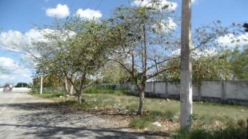 terreno en venta en yucalpetén (central de abasto) / mérida