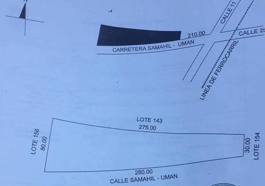 terreno en venta  en yucatán