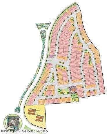 terreno en venta en zakia, el marques, rah-mx-18-442