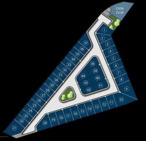 terreno en venta en zakia, el marques, rah-mx-20-497