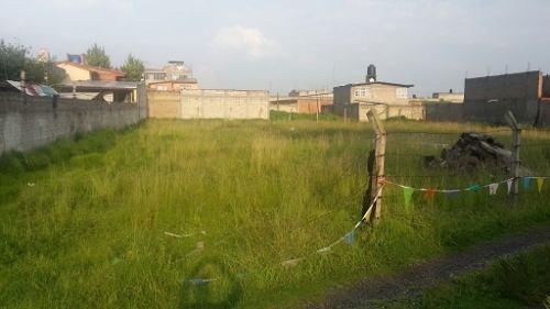 terreno en venta en zinacantepec