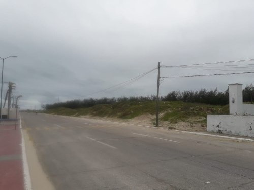 terreno en venta en zona comercial de playa miramar de cd. madero, tamaulipas.