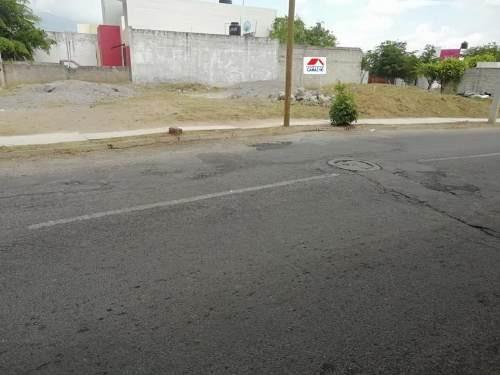 terreno en venta esquina, por avenida y cerca del hospital nuevo del imss