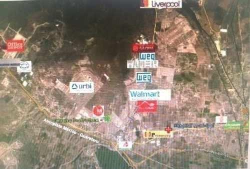 terreno en venta estado de mexico huehuetoca