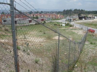 terreno en venta ex hacienda chapulco