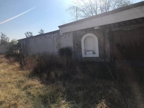 terreno en venta ex hacienda san juan bautista, periferico