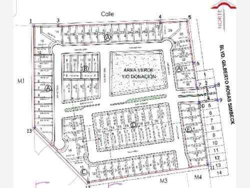 terreno en venta fracc residencial san patricio