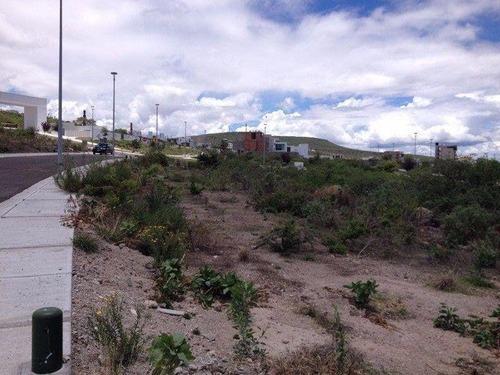 terreno en venta fracc zibata