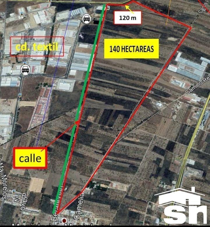 terreno en venta frente al aeropuerto st-1735