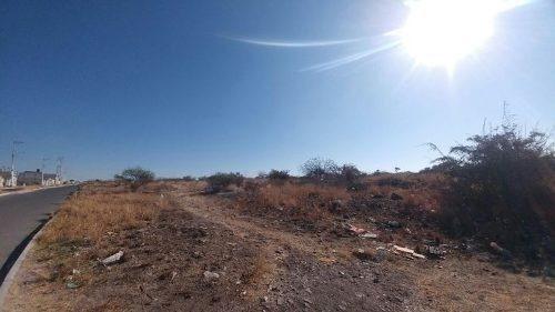 terreno en venta frente al fracc. los huertos