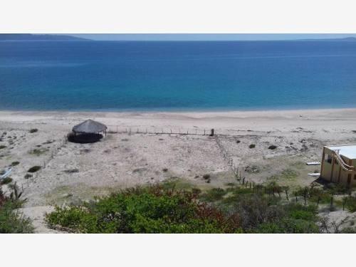terreno en venta frente de playa en el sargento