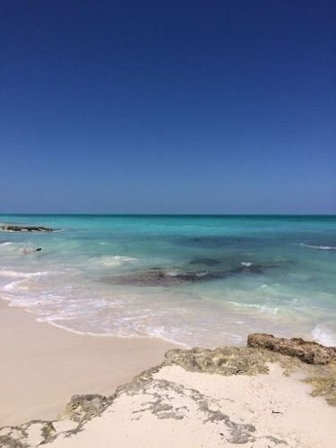 terreno en venta isla blanca frente al mar $650,000 usd